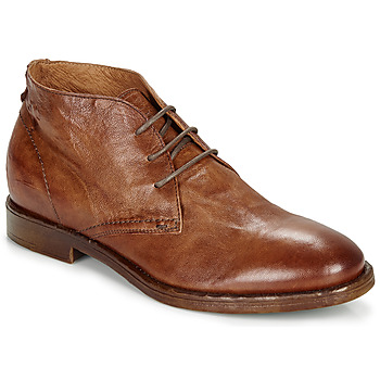 Chaussures Homme Boots Kost DANDY 17 Cognac
