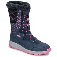 Chaussures Femme Bottes de pluie Kangaroos K-GLAZE RTX Marine / Rose