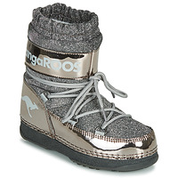 Chaussures Femme Boots Kangaroos K-MOON Gris