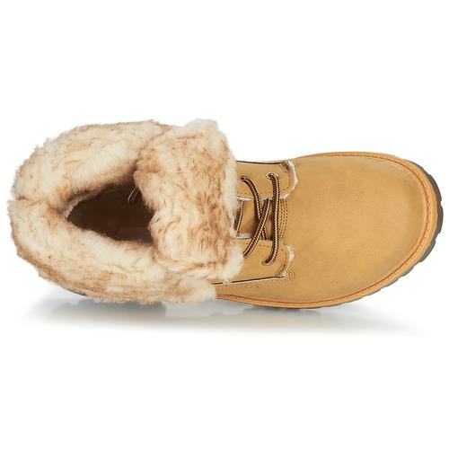 Riveter Kangaroos Boots Cognac Jr Hi Femme xQoWdBeErC