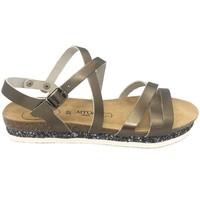 Chaussures Femme Sandales et Nu-pieds Amoa sandales MIMOSAS Aciero Gris