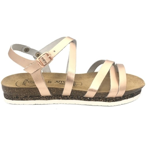 Chaussures Femme Sandales et Nu-pieds Amoa sandales MIMOSAS Rose Rose