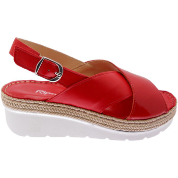 Chaussures Femme Espadrilles Riposella RIP10729ro rosso