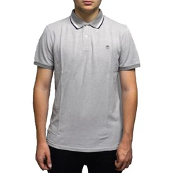 Vêtements Homme Polos manches courtes Timberland MILLERS RIVER GRIGIA Gris