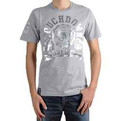 Vêtements Homme T-shirts manches courtes Be And Be Touchdown T-Shirt Gris