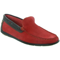 Chaussures Homme Chaussures bateau Tucs Mocassins  ref_tom46261 Rouge Rouge