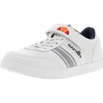 Chaussures Garçon Baskets basses Ellesse el916405/kid blanc