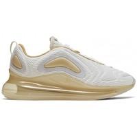 Chaussures Homme Running / trail Nike AIR MAX 720 PALE VANILLA Blanc