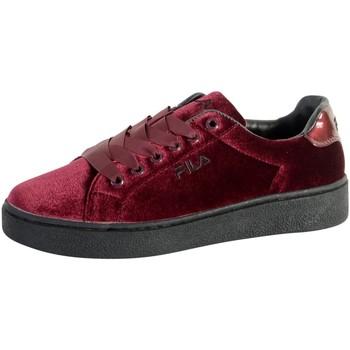 Chaussures Fila Basket Upstage V Low WMN