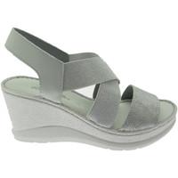 Chaussures Femme Sandales et Nu-pieds Riposella RIP40811gr grigio