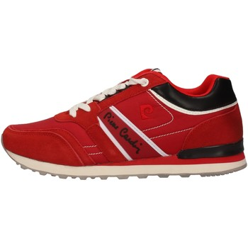 Chaussures Homme Baskets basses Pierre Cardin PC801 ROUGE