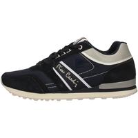 Chaussures Homme Baskets basses Pierre Cardin PC801 BLEU