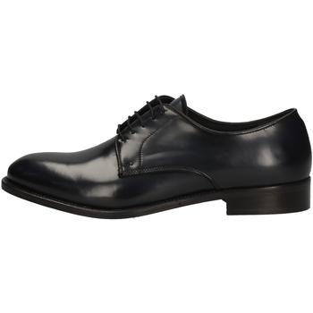 Chaussures Homme Derbies Veni AT003 Oxford Homme BLEU BLEU