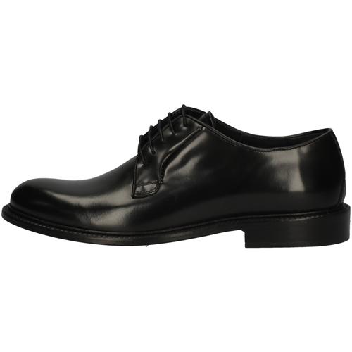 Chaussures Homme Derbies Veni AM001 NOIR