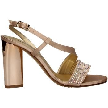 Chaussures Femme Sandales et Nu-pieds Melluso J571 CUIVRE