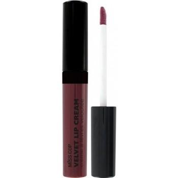 Beauté Femme Gloss Miss Cop Velvet Gloss à lèvres 06 Blueberry   2.4g Autres