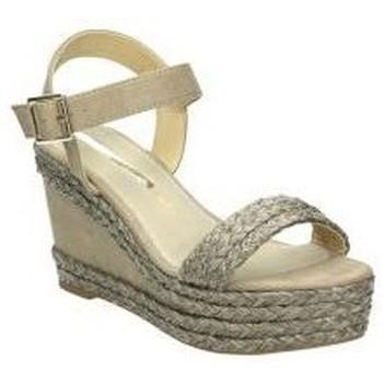Chaussures Femme Espadrilles Maria Mare 67175 Marron