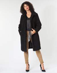 Vêtements Femme Manteaux Le Temps des Cerises DOLL Noir