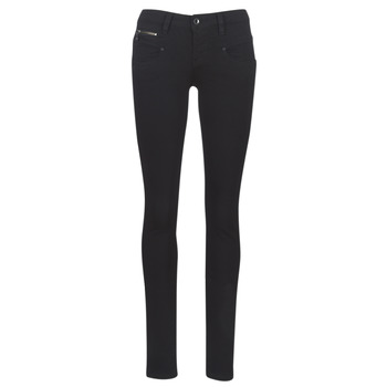 Vêtements Femme Jeans slim Freeman T.Porter ALEXA SLIM S-SDM Noir