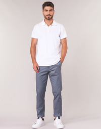 Vêtements Homme Chinos / Carrots Selected SLHSLIM Gris