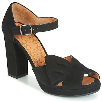 Chaussures Femme Sandales et Nu-pieds Chie Mihara BAMBOLE Noir