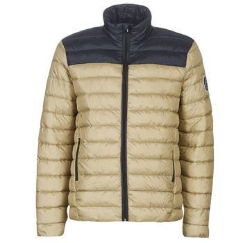 Vêtements Homme Doudounes Only & Sons  ONSSTEVEN Beige / Marine
