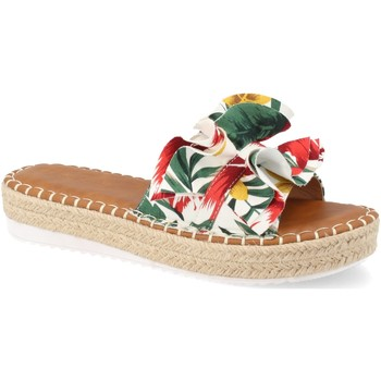 Chaussures Femme Sandales et Nu-pieds Buonarotti 1JB-19216 Blanco