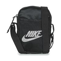 Sacs Pochettes / Sacoches Nike NK HERITAGE S SMIT Noir
