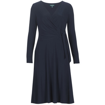 Vêtements Femme Robes longues Lauren Ralph Lauren COREEN Marine