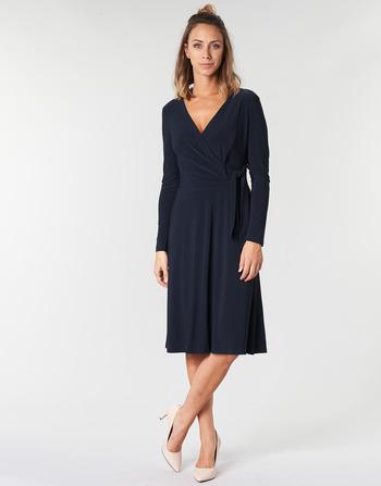 Coreen Femme Marine Robes Ralph Lauren Vêtements Longues CdxoeB