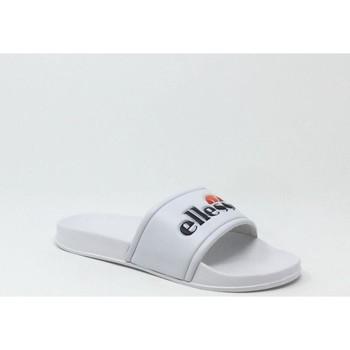 Chaussures Claquettes Ellesse FARELL BLANC blanc