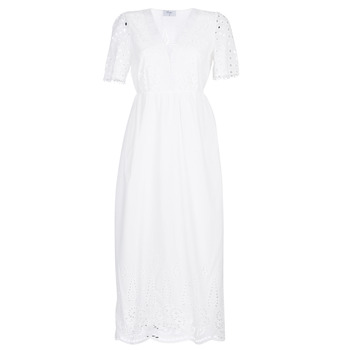 Vêtements Femme Robes longues Betty London KATARELLE Blanc