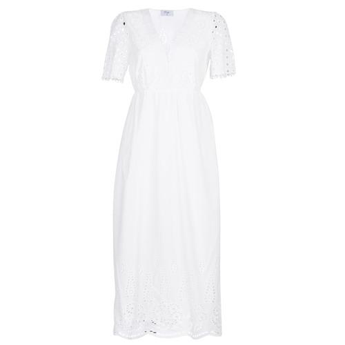 Vêtements Femme Robes longues Betty London KATARELLE Blanc