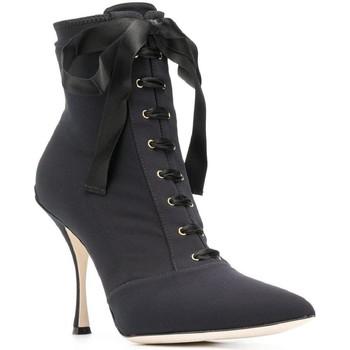 Chaussures Femme Bottines D&G CT0471 AZ161 nero