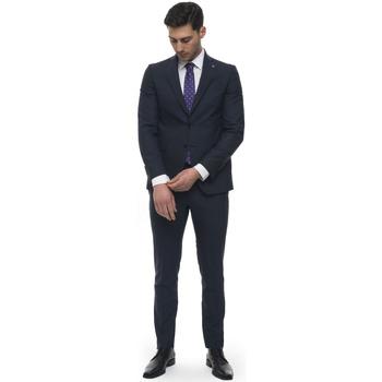 Vêtements Homme Costumes  Angelo Nardelli 90587-M267851 blu