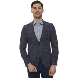 Vêtements Homme Vestes / Blazers Angelo Nardelli 54382-D442350 blu/rosso