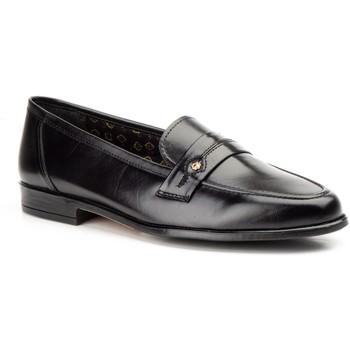Chaussures Femme Mocassins Iberico Shoes  Noir