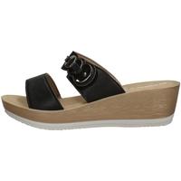Chaussures Femme Sandales et Nu-pieds Inblu ER 14 Noir