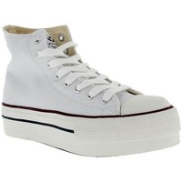 Chaussures Femme Baskets montantes Victoria 161101 Blanc
