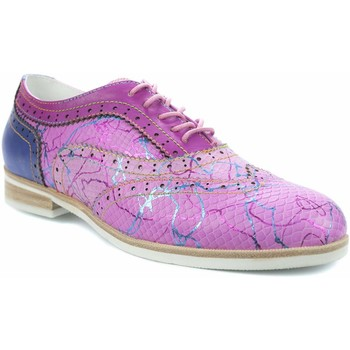Chaussures Femme Derbies Laura Vita Facsteo 029 violet