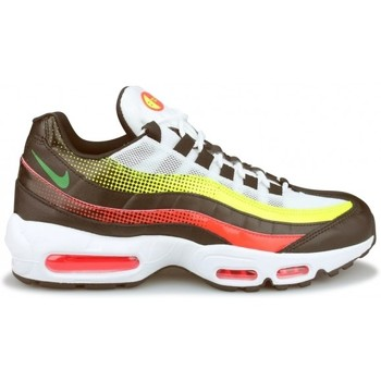 Chaussures Baskets mode Nike Basket  Air Max 95 Se Noir Aj2018-004 Noir