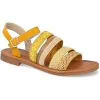 Chaussures Femme Sandales et Nu-pieds Ainy N961 Amarillo