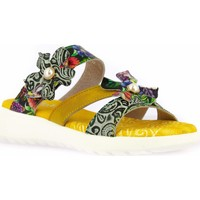 Chaussures Femme Sandales et Nu-pieds Laura Vita Faclaiseo 006 jaune