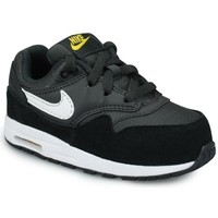 Chaussures Garçon Baskets mode Nike Air Max 1 Bebe Gris Gris
