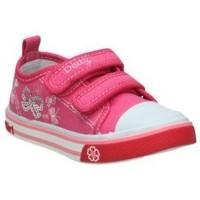 Chaussures Enfant Baskets basses Katini DTJ6411-FY. Rose