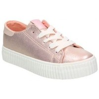 Chaussures Fille Baskets basses Chika 10 SANDIA 01 Rose