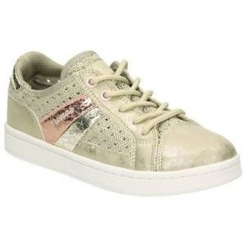 Chaussures Enfant Baskets basses Yumas IRENE Beige