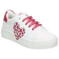Chaussures Enfant Baskets basses Asso AG550-851 Blanc