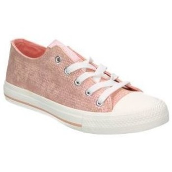 Chaussures Enfant Tennis Chika 10 CHK10 VILLE KIDS 05 Rose