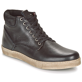 Chaussures Homme Boots Casual Attitude LEO Noir